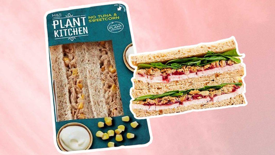 TK Healthy Vegan Sandwiches to Kickstart Your Year