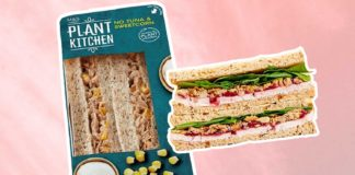 TK Healthy Vegan Sandwiches to Kickstart Your Year