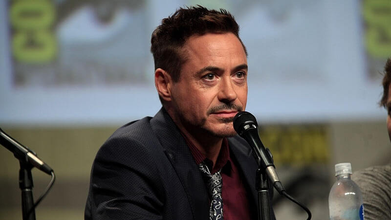 Robert Downey Jr. Is Going Vegan Now