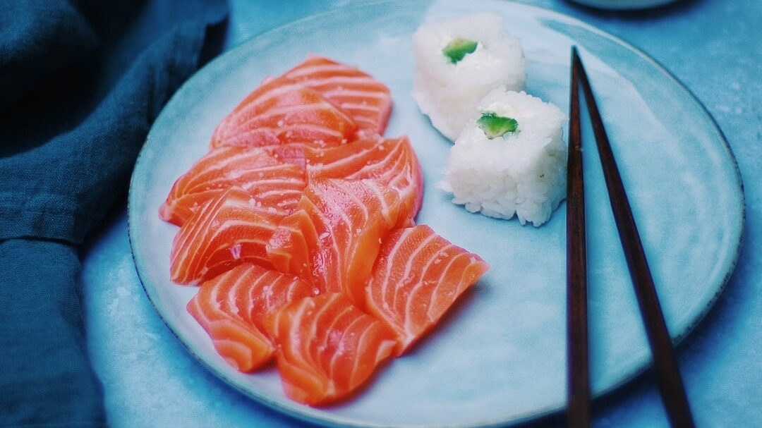 The UK Just Got Its First Vegan Sashimi
