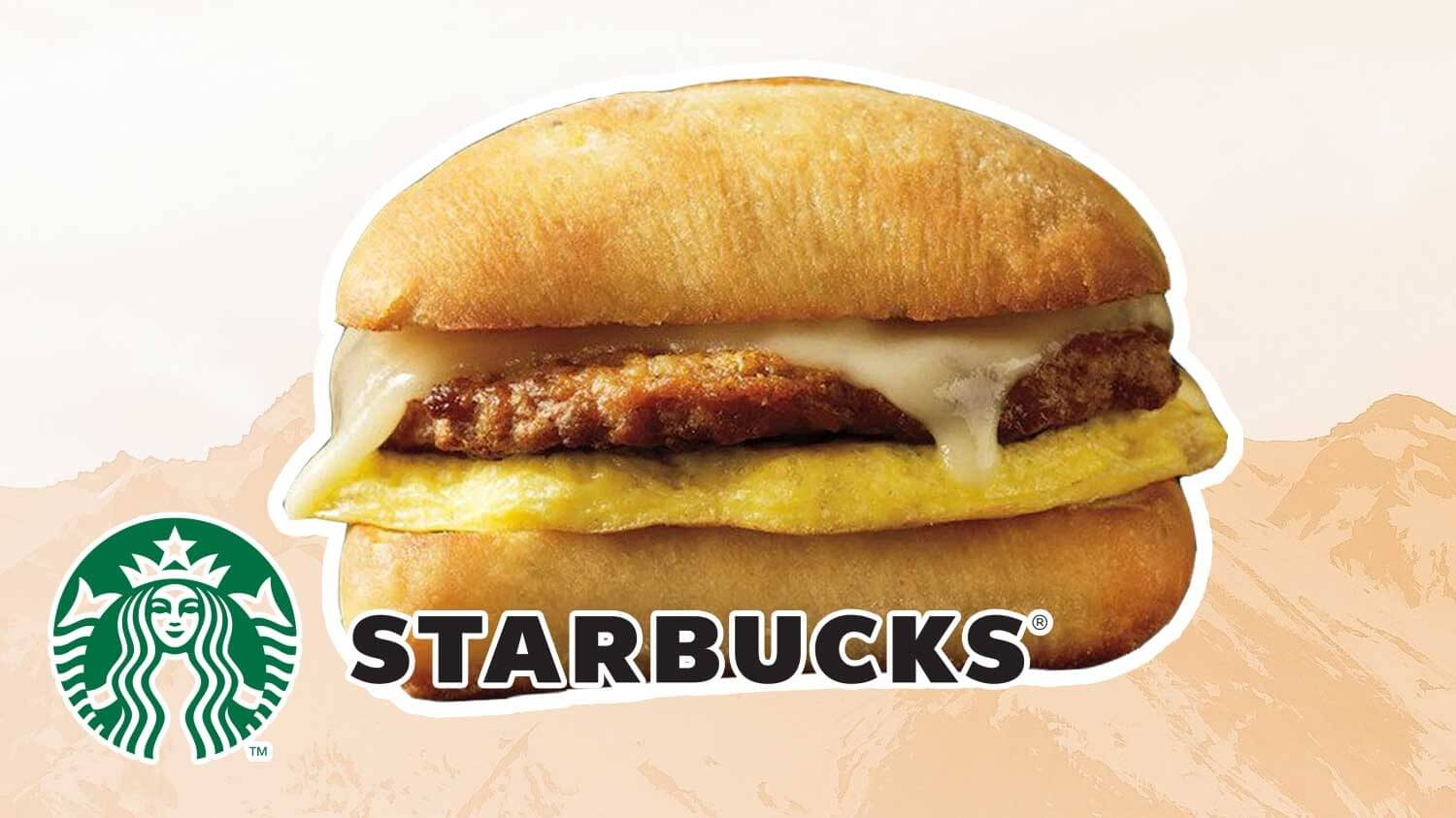 Starbucks Is Launching Vegan Beyond Meat Breakfast Sausages