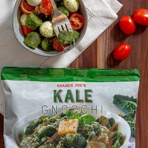 Vegan Kale Gnocchi Just Launched At Trader Joe's
