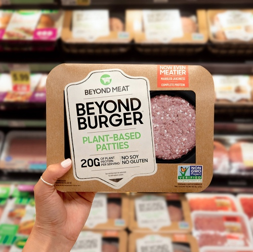 Cargill Joins Plant-Based Meat Market