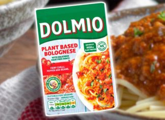 Dolmio Just Launched Vegan Bolognese Mince Meat