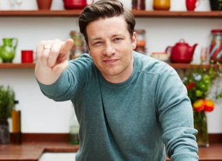 Jamie Oliver Loses Nearly 30 Pounds After Giving Up Meat