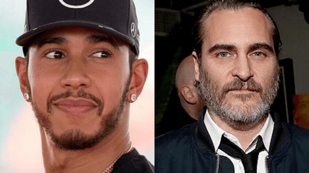 Lewis Hamilton: Joaquin Phoenix Has 'Led the Way' to a Vegan World