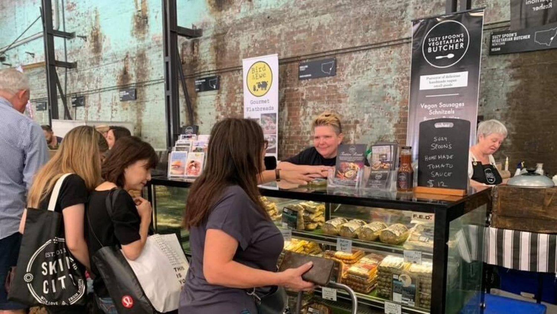 Australian Shopping Strip Gets a Fully Vegan Transformation