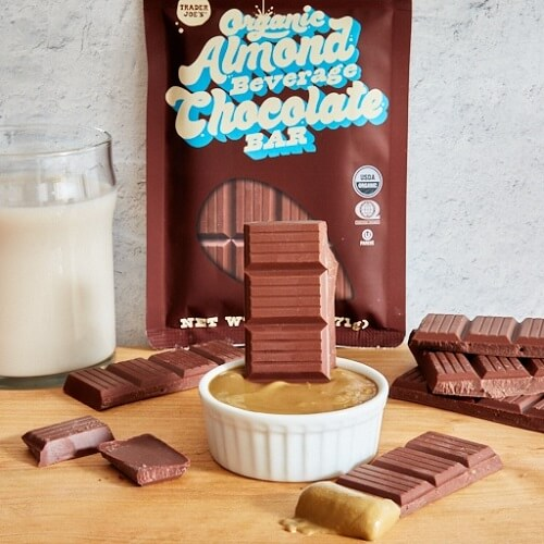Trader Joe's Now Has Vegan Milk Chocolate Bars