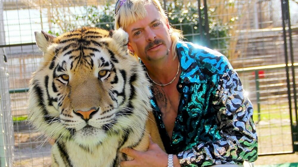 Controversial 'Tiger King' Zoo to Close Indefinitely