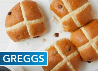 Greggs Expands Its Vegan Menu With Hot Cross Buns