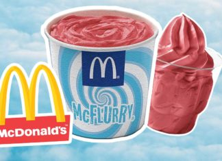 Mcdonald's Just Launched a Vegan Strawberry Mcflurry