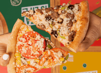 100 Papa John's In Chile Now Offer Vegan Cheese and Meat Pizzas