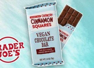 Trader Joe's Is Launching Vegan Milk Chocolate Bars