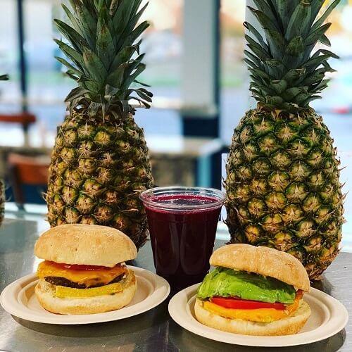 Florida Just Got Its First Vegan Fast Food Drive Thru
