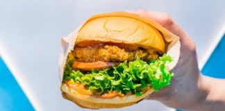 Florida Just Got Its First Vegan Fast Food Drive Thru