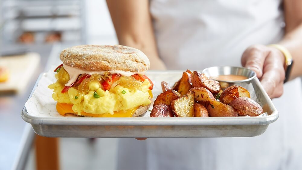 Vegan Egg Is Coming to US Colleges and Cafeterias