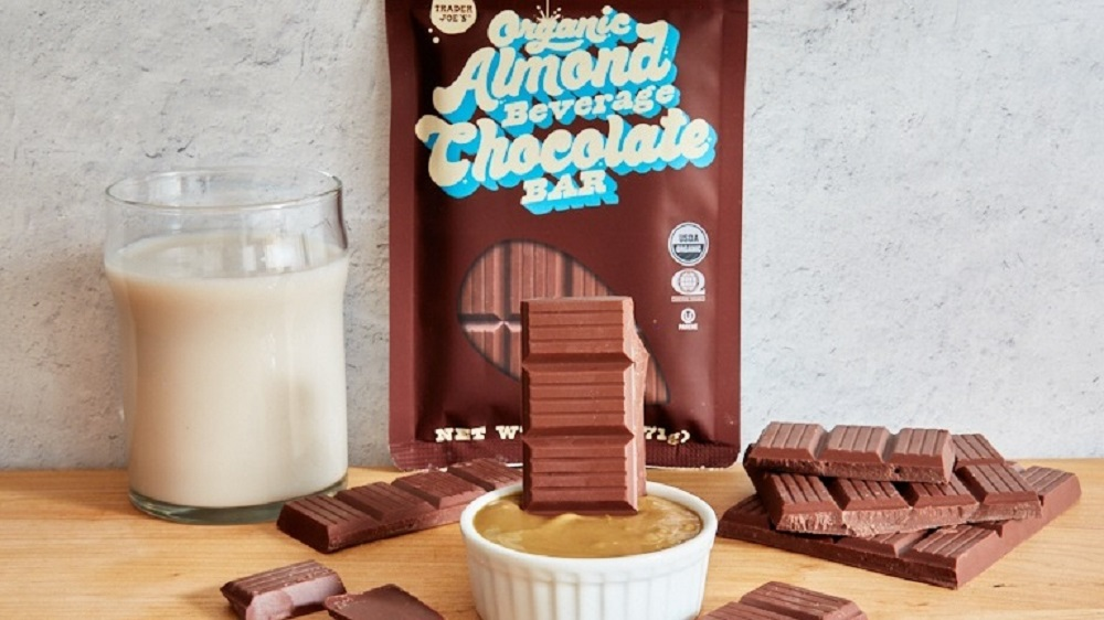 Trader Joe's Now Has Vegan Milk Chocolate Bars