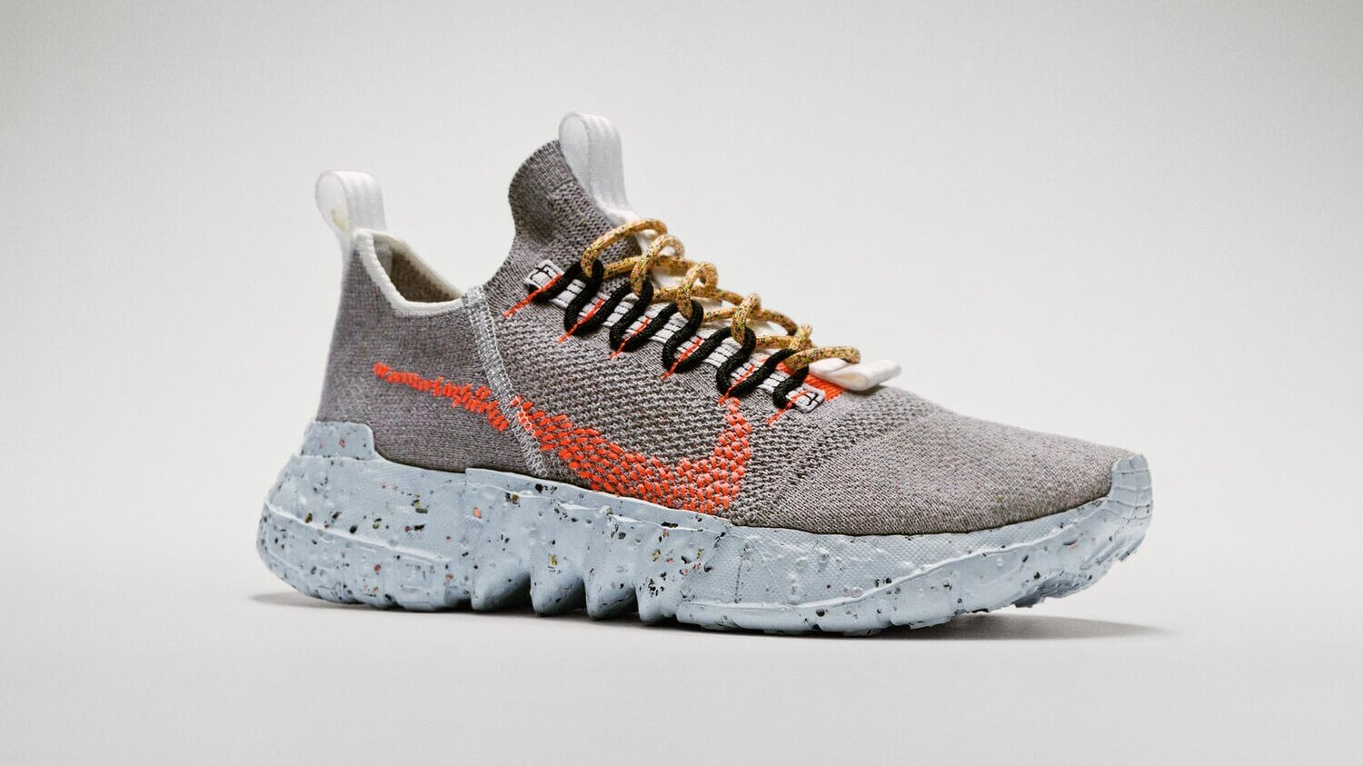 Nike's New Vegan 'Space Hippie' Sneakers Are Made From Trash