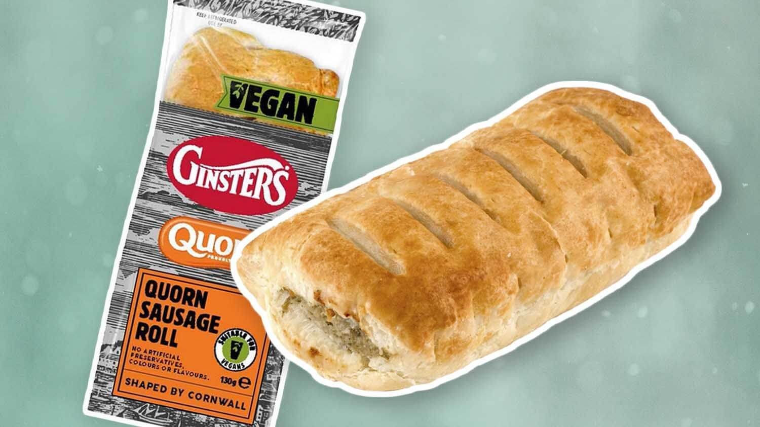 Ginsters' Vegan Pasty Success Could Lead to Its Own Factory