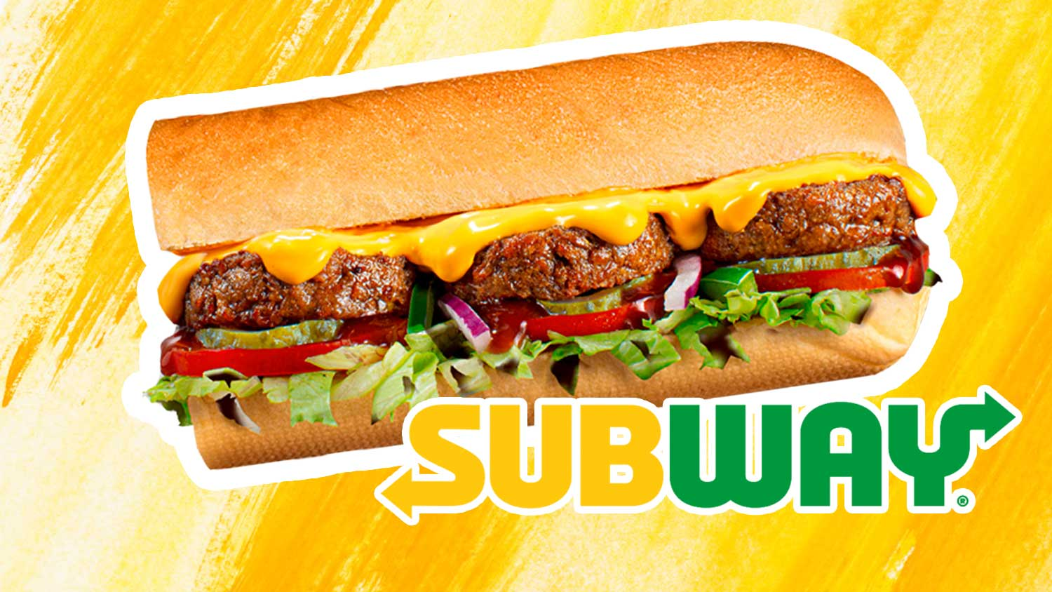 Subway Just Launched a Vegan Sandwich With Dairy-Free Cheese