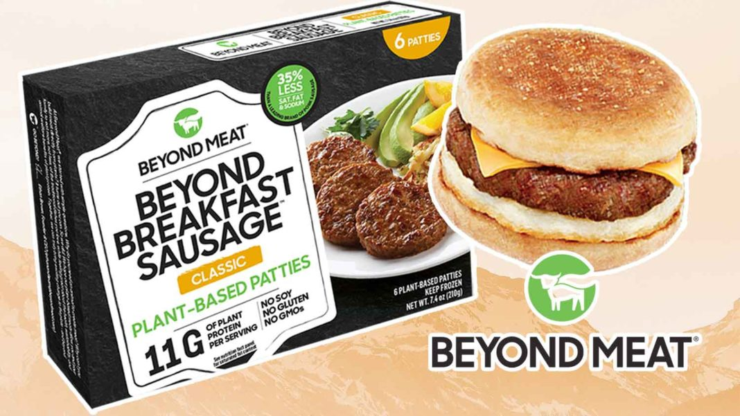 Beyond Meat Just Launched 2 New Vegan Breakfast Sausages