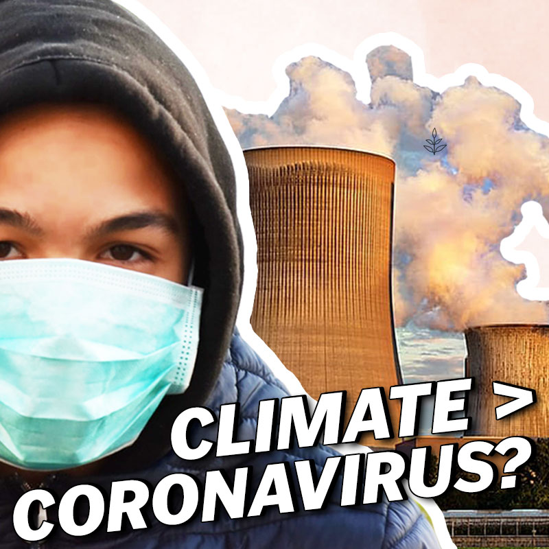 What The CORONAVIRUS Teaches Us About the CLIMATE CRISIS