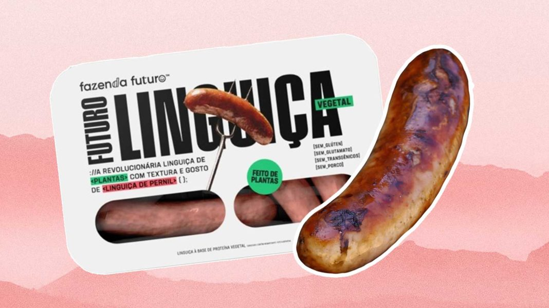 Vegan Sausages Are Launching In Thousands of Brazilian Supermarkets