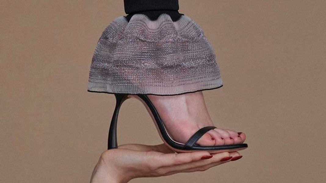 Top Jimmy Choo Designer Just Launched Vegan Shoes