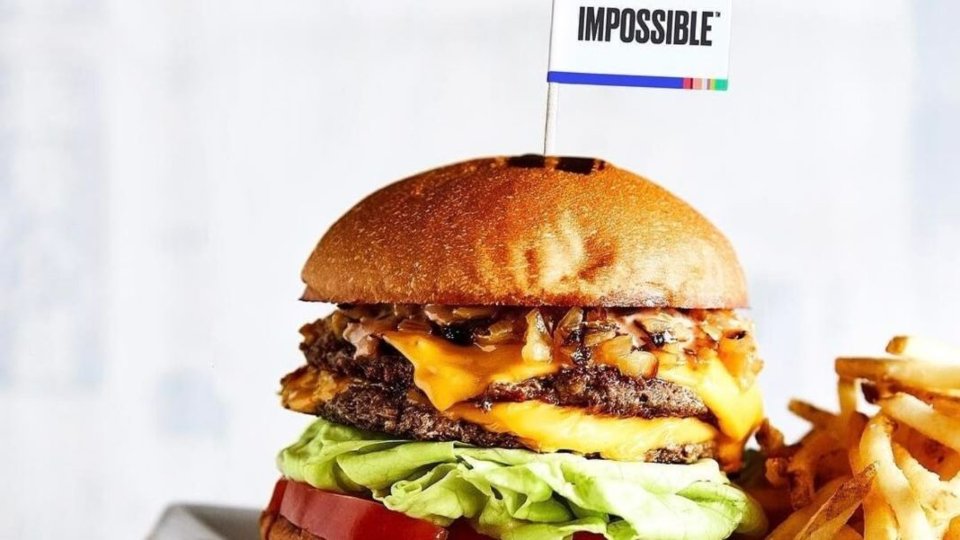 Plant-Based Impossible Burgers Are Now As Cheap As Beef