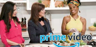 Amazon Prime Launches a Vegan Cooking Show