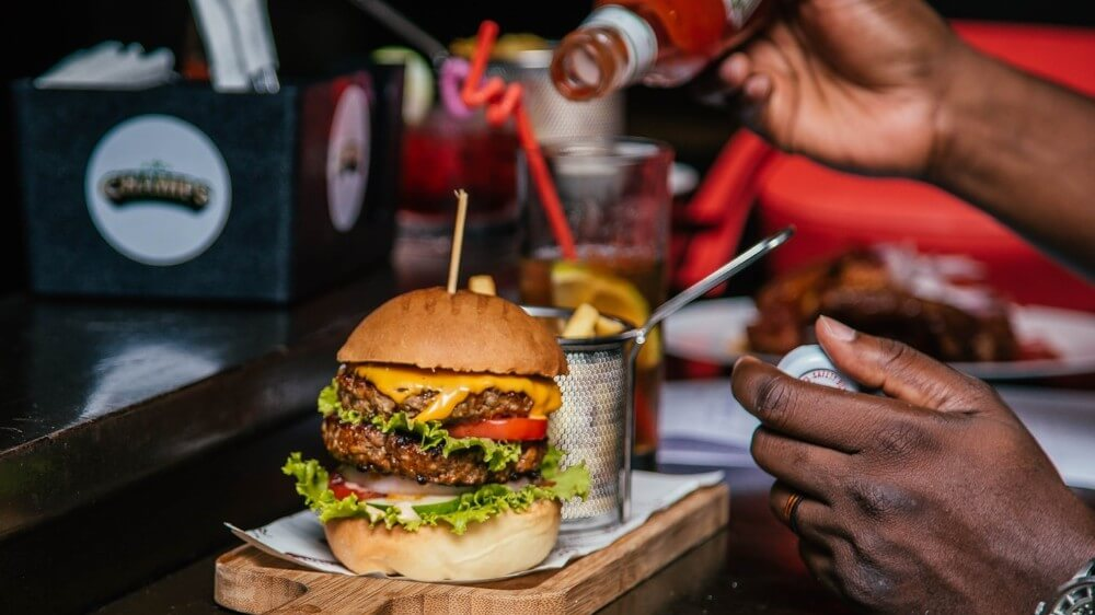 Vegan Nigerian Burgers Are Launching Across the Country