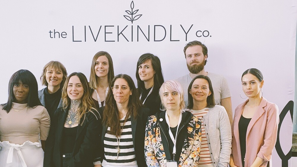 LIVEKINDLY Media Acquired By Global Plant-Based Food Company