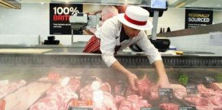 The Coronavirus Forces Sainsbury's to Shut All Meat Counters