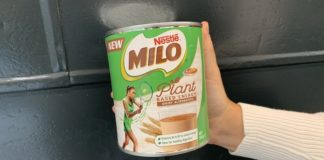 Nestlé Just Launched Vegan Chocolate Milo In Australia