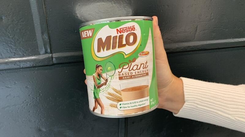 Nestlé Just Launched Vegan Chocolate Milo In Australia