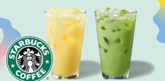 Starbucks Just Launched 2 New Vegan Coconutmilk Drinks