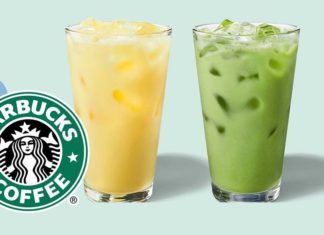 Starbucks Just Launched 2 New Vegan Coconutmilk Drinks