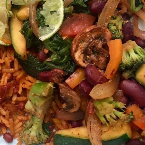 vegan frozen fruit and veg recipes