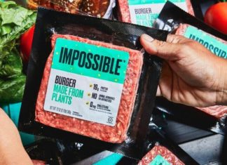 Impossible Foods Raised $1.3 Billion to Make Vegan Meat