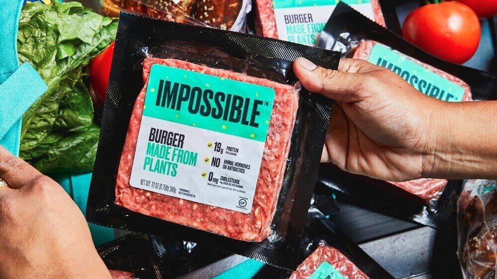 Impossible Foods Raised $1.3 Billion to Make Vegan Meat