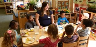 30 UK Nursery Schools Now Provide Free Vegan Staff Meals