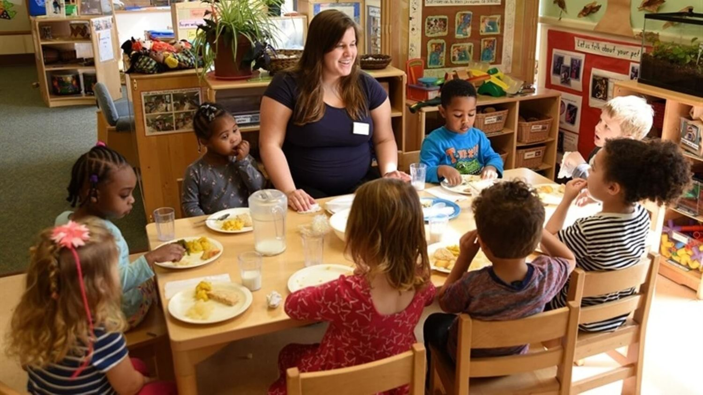30 UK Nursery Schools Now Provide Free Vegan Staff Meals