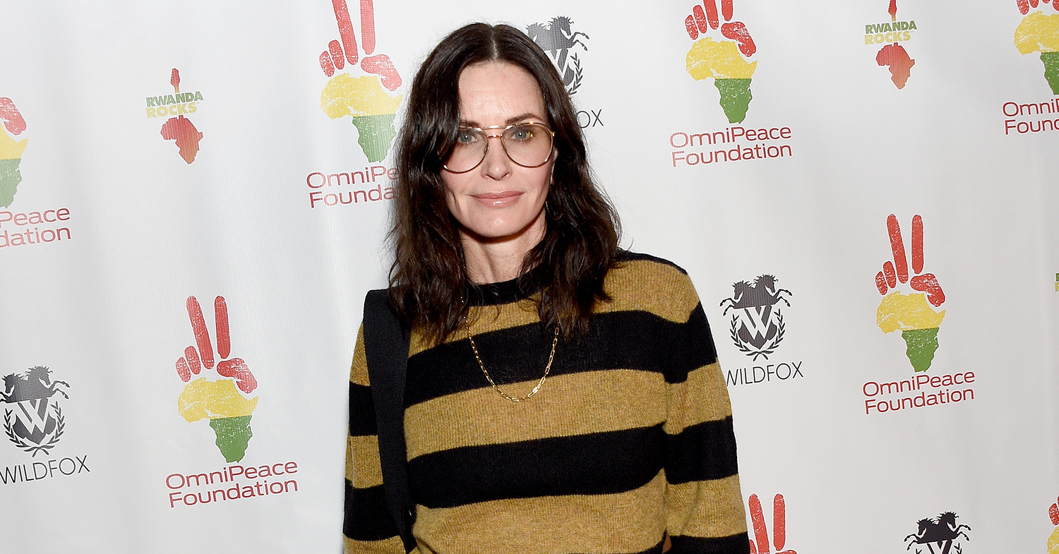 Courteney Cox Urges Fans to Help Stop the Illegal Wildlife Trade