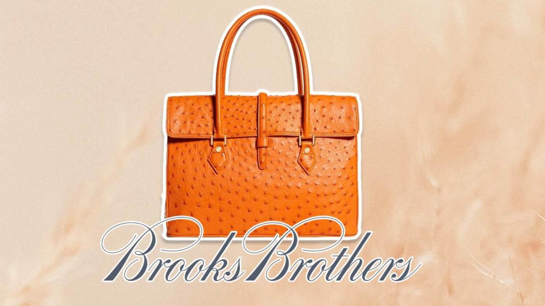 Brooks Brothers Just Banned Exotic Animal Skins