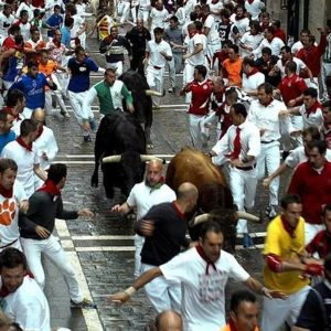 Pamplona's Running of the Bulls Is Cancelled