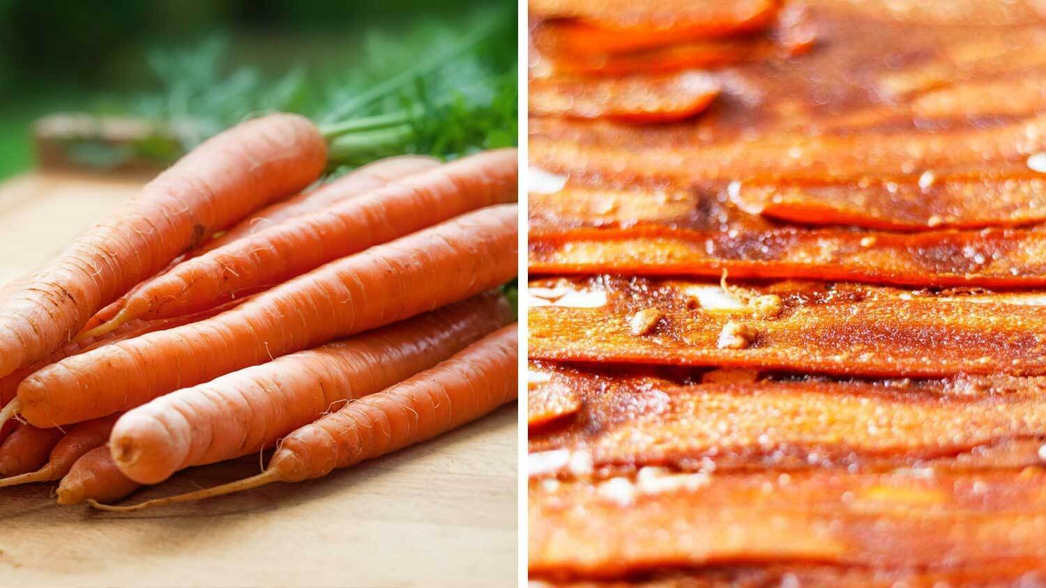 5 Vegan Carrot Bacon Recipes That Ll Blow Your Mind Livekindly