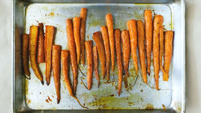 These Savory Orange Glazed Carrots Make the Perfect Side Dish