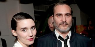 Joaquin Phoenix and Rooney Mara Help Donate 1 Million Beyond Burgers