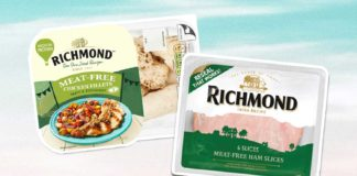 Richmond May Be Launching Vegan Chicken, Ham, and Mince