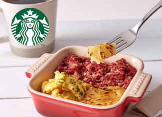 5 Vegan Meat Products Just Launched In Starbucks China